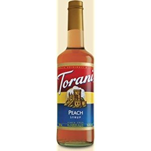 Picture of Torani Peach Syrup